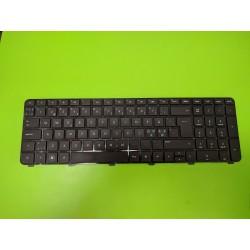 Klaviatūra devėta HP dv7-6031eo