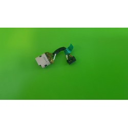 Įkrovimo lizdas lizdas su laidu HP 15-n051so