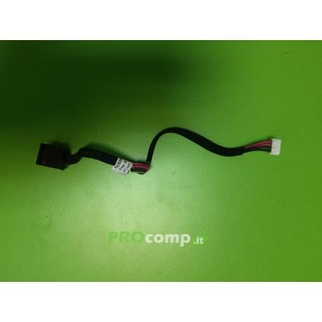 Maitinimo lizdas su laidu Toshiba C650-145