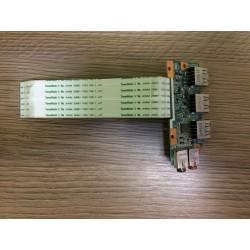 USB,audio įšėjimo plokštė SONY PCG-61211M