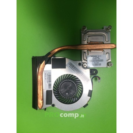 Aušintuvas su radiatoriumi Hp ProBook 4340s
