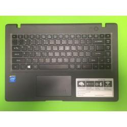 Apatinės dalies viršus su klaviatūra Acer Aspire AO1-431-C8G8