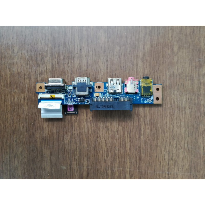 HDMI,vga,usb plokštė Acer Aspire 4810T