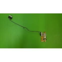 USB,audio įšėjimo plokštė Asus G73S