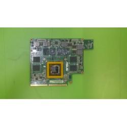 Vaizdo plokštė GeForce GTX 460M Asus G73S