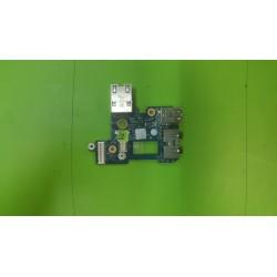 USB,audio įšėjimo plokštė Dell Latitude E6410