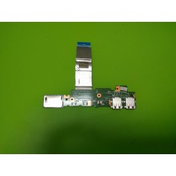 USB 2.0, kortelių skaitytyvo plokštė Lenovo Flex 2-14D