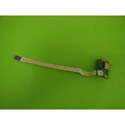 USB išejimo ploštė su šleifu Dell Inspiron