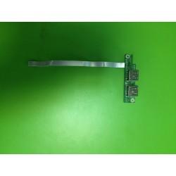 USB plokštė su šleifu Emachines E528