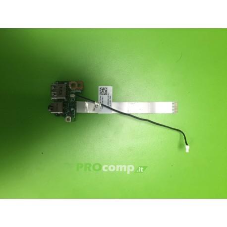 USB,audio įšėjimo plokštė Dell Latitude E5420